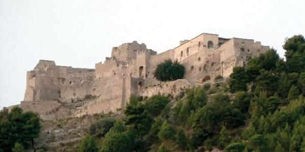 Castello medievale Arechi - bb salerno - villacostierasalerno-bb.it