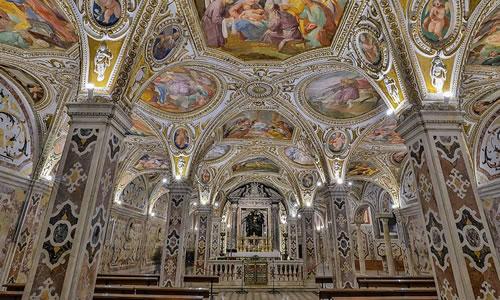 Duomo di Salerno bb salerno - villacostierasalerno-bb.it